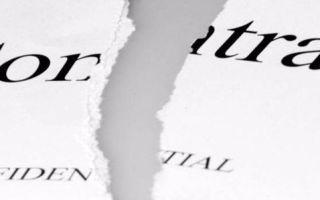 Долгосрочный договор аренды земельного участка в 2020 — образец, регистрация, срок, под строительство