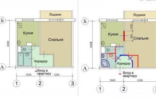 С чего начать узаконение перепланировки квартиры?