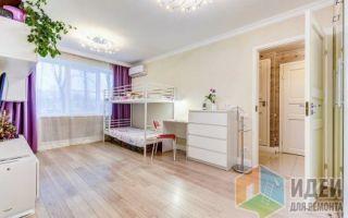 Перепланировка однокомнатной квартиры в двухкомнатную в 2020 году: самые интересные варианты