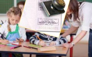 Прописка для школы в 2020 — нужна ли, временная