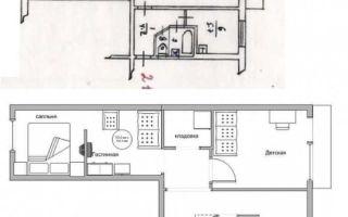 Перепланировка двухкомнатной квартиры в 2020 — линейной, варианты