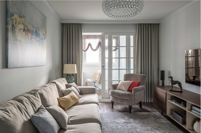 Перепланировка двухкомнатной квартиры в 2020 - линейной, варианты