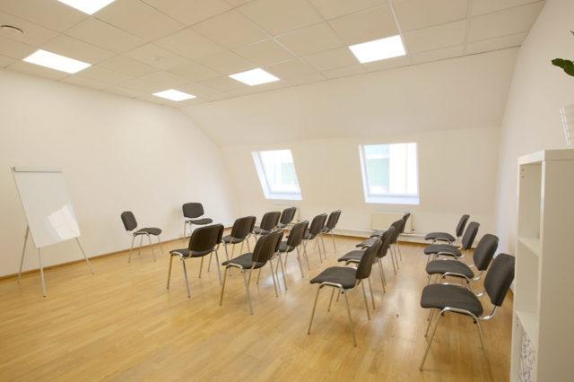 Аренда зала для тренинга в 2020 - почасовая