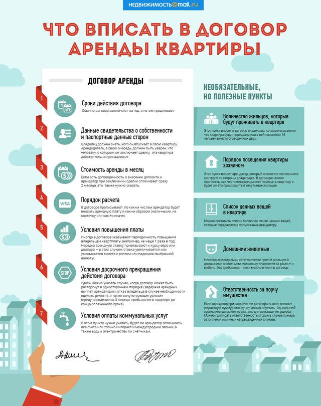 Договор аренды квартиры между физическими лицами в 2020 - образец, как составить, регистрация, с задатком