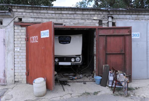 Продажа гаража в 2020 - металического