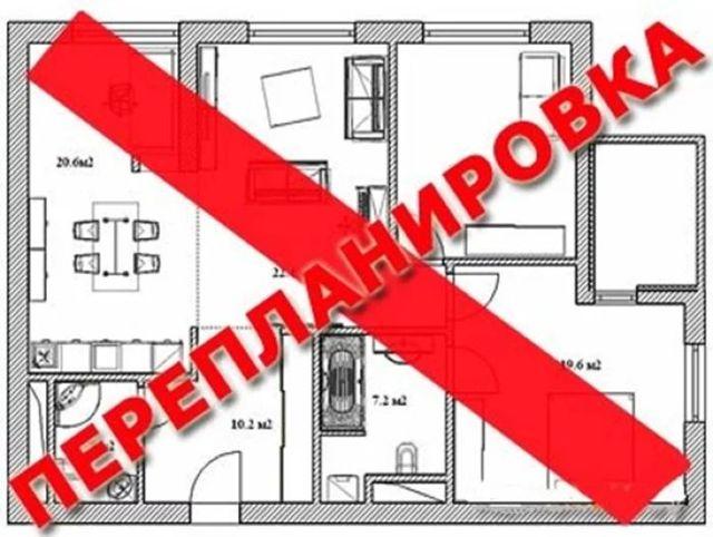 Незаконная перепланировка нежилого помещения в 2020 в 2020 - ответственность, куда жаловаться