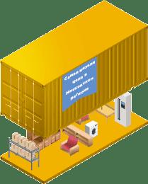 Аренда склада для хранения вещей в 2020