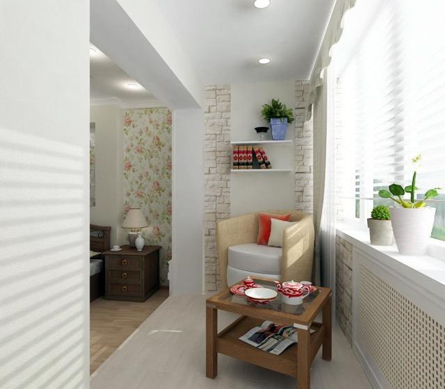 Перепланировка балкона в 2020 - согласование, в комнату, в панельном доме