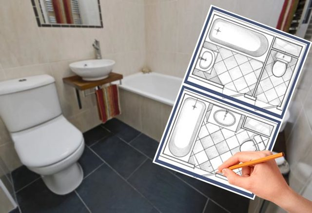 Перепланировка ванной комнаты и санузла в 2020 - согласование, в панельном доме, документы