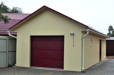Образец договора купли продажи гаража в гаражном кооперативе в 2020